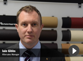 Video: Welcome to Porsche Centre Guildford from our Aftersales Manager, Iain Gibbs