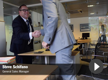 Welcome to Porsche Centre Guildford from our General Sales Manager, Steve Schifano