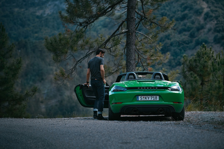 718 Boxster GTS 4.0