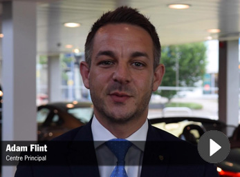 Video: Welcome to Porsche Centre Guildford from our Centre Principal, Adam Flint