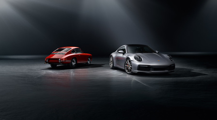 The new 911 Carrera